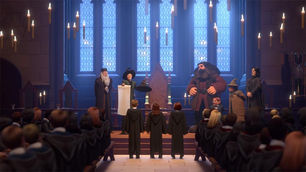 Hogwarts Mystery' llega este mes a iOS — Harry Potter