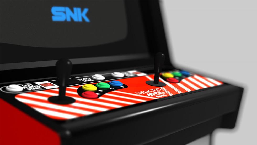 SNK celebrará sus 40 años con una nueva y misteriosa consola