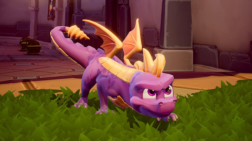 Spyro Reignited Trilogy anunciado para Xbox One y PlayStation 4