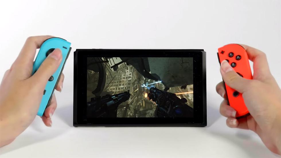 Wolfenstein II llegará a Nintendo Switch el 29 de junio