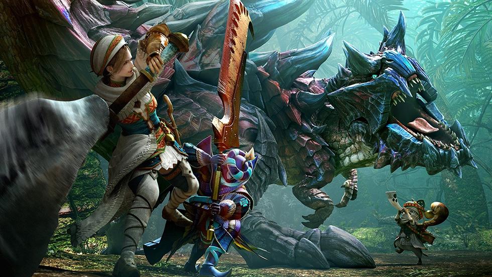 "Monster Hunter Generations Ultimate llega a Switch en agosto"""