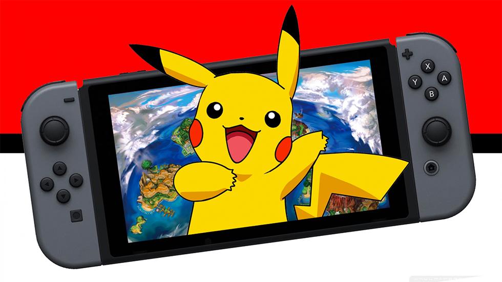 Pokemon en Switch Reveal este mes Video — Rumor Patrol