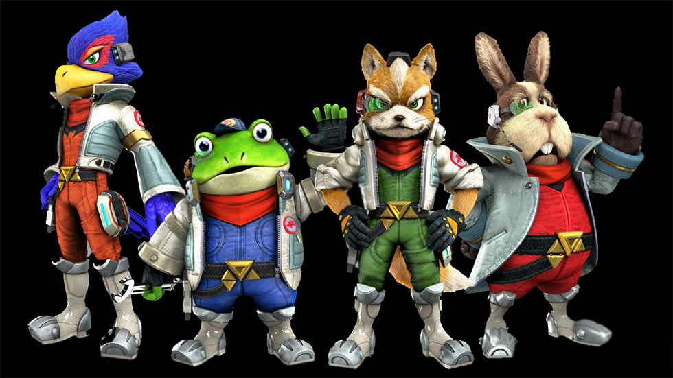 Retro Studios trabaja en un spin-off de Star Fox — RUMOR