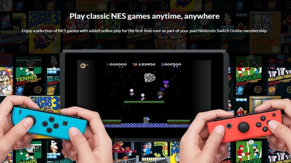 La Nintendo Switch permitirá que guardes tus partidas en la nube
