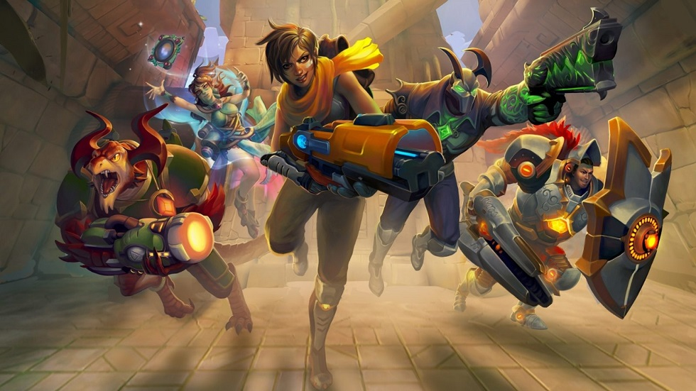 Champions of the Realm' confirmado para Nintendo Switch — Paladins
