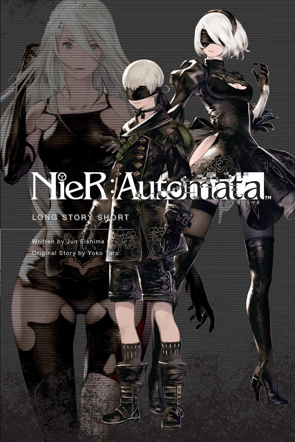 Novelas de NieR: Automata