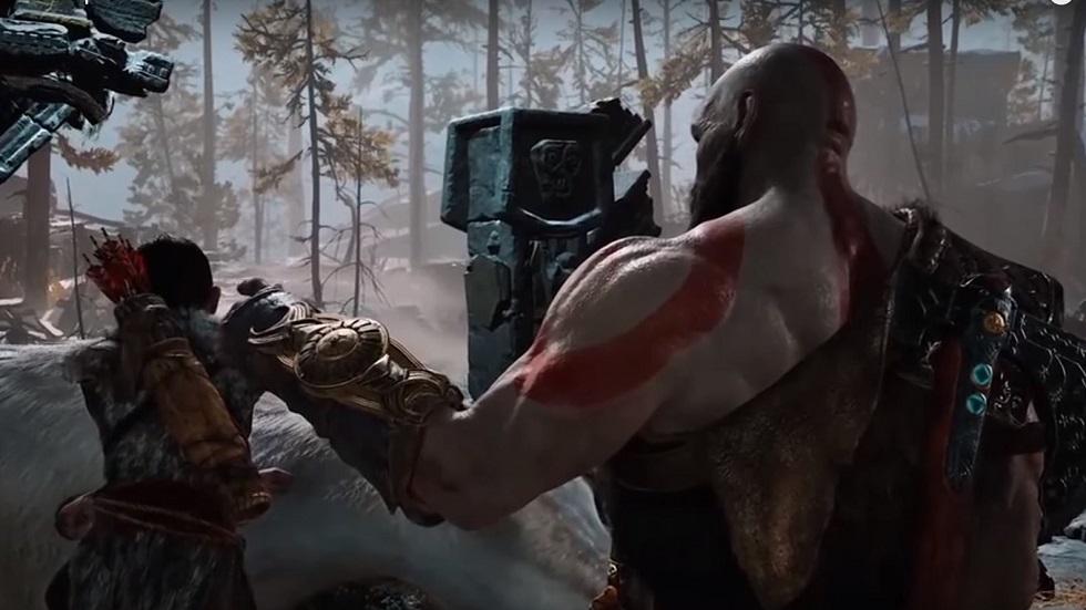Kratos Father