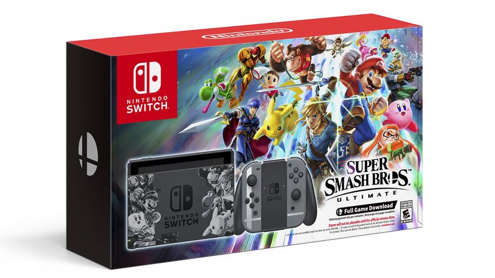 Bundle para Nintendo Switch