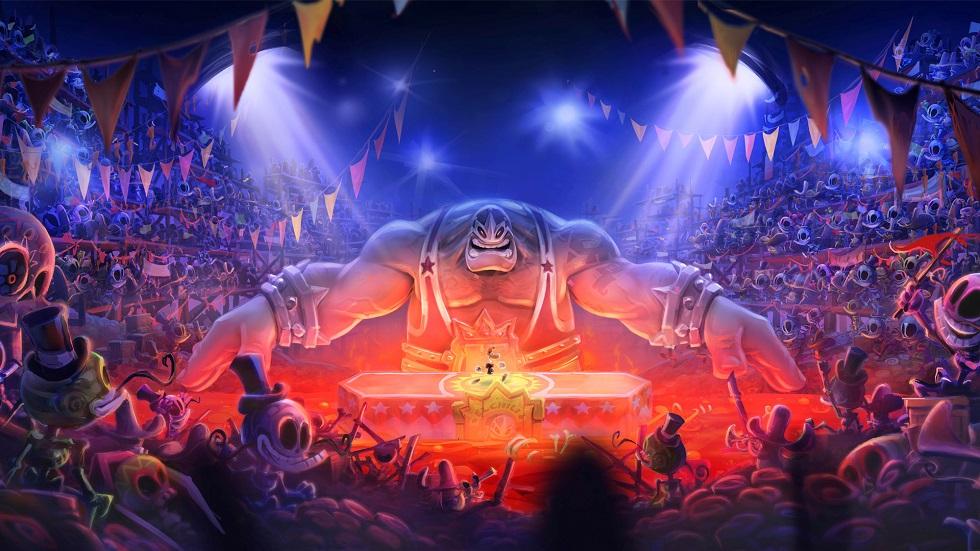 Rayman Legends - Fiesta de los Muertos