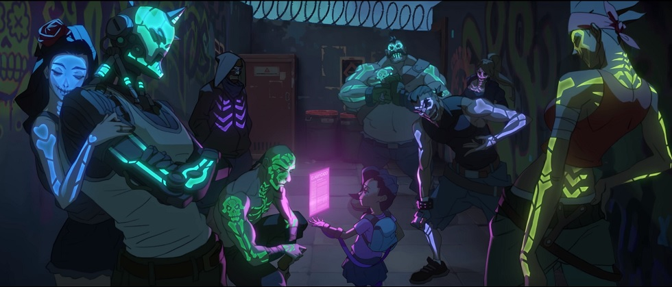 Overwatch - Los Muertos