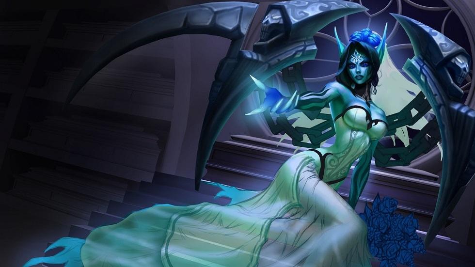 League of Legends - Morgana La Llorona