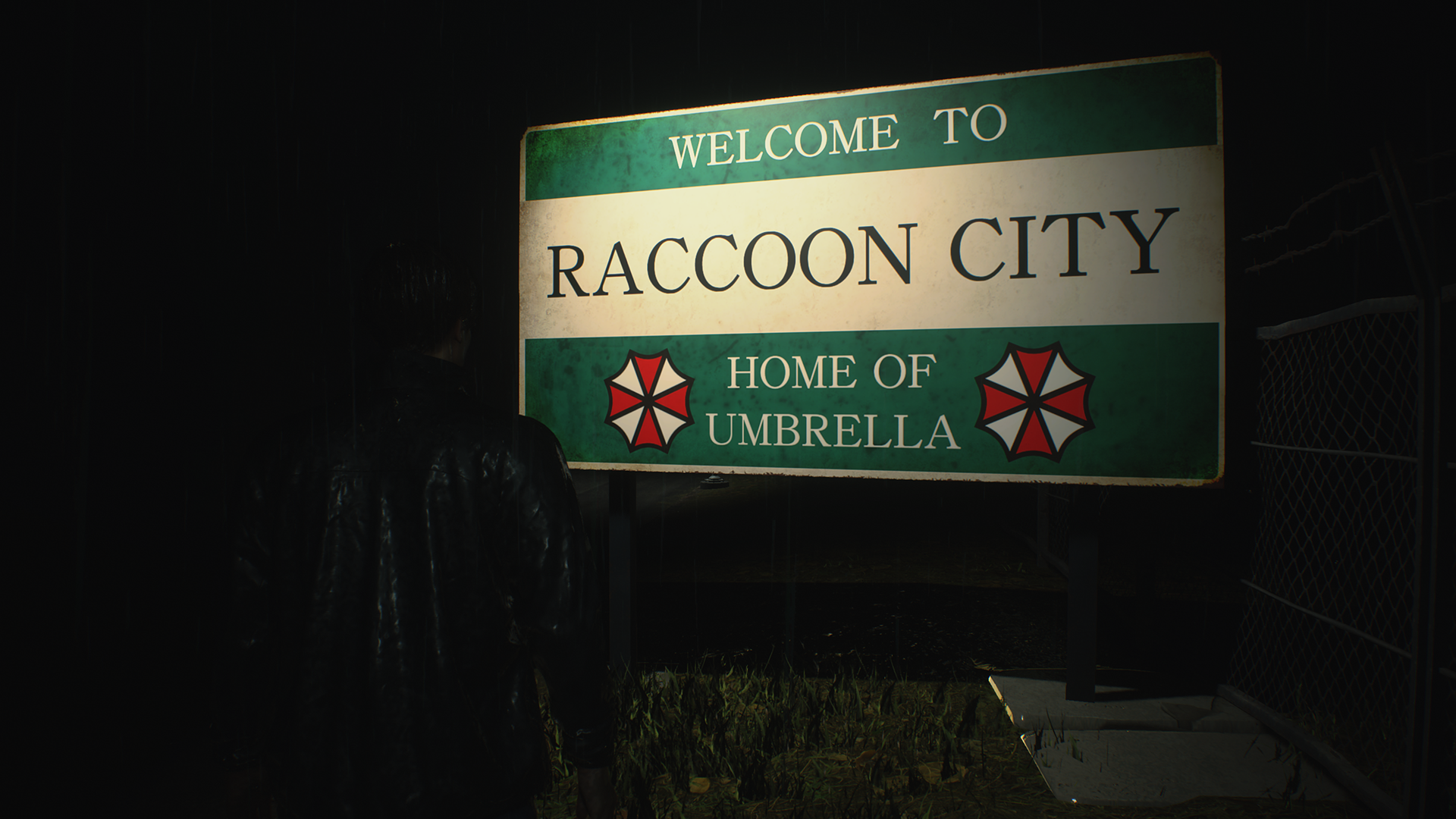 Raccoon City
