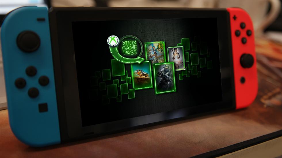 Nintendo Switch podría contar con una aplicación de Xbox y