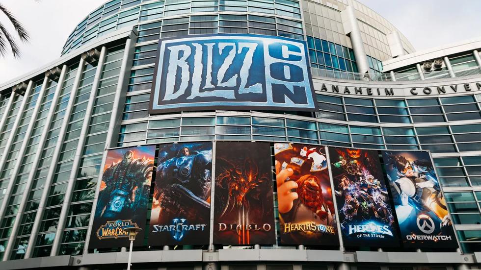 Blizzard detalla la fecha y reparto de la BlizzCon 2019