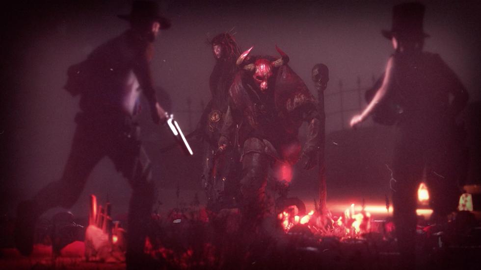 Halloween Red Dead Redemption 2