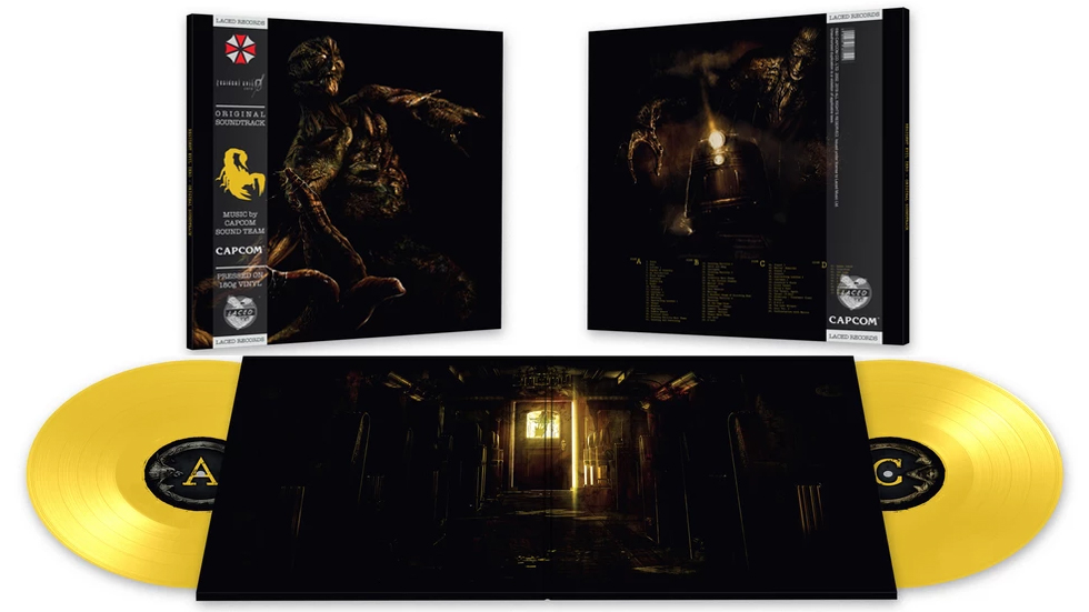 Resident Evil soundtrack