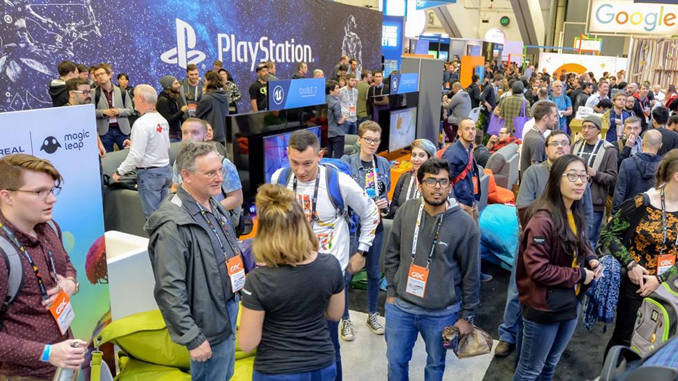 Facebook PlayStation GDC 2020