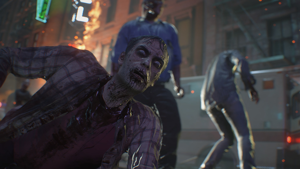 Zombies RE3