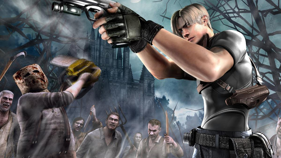 Remake Resident 4 contenido