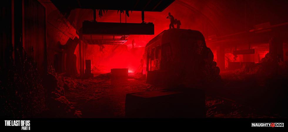 Galería Last Us II